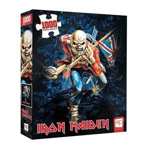 "Puzzle: 1000 Iron Maiden ""The Trooper"" (No Amazon Sales)"