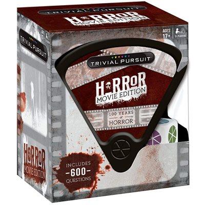 Trivial Pursuit Horror Movie Edition (No Amazon Sales)