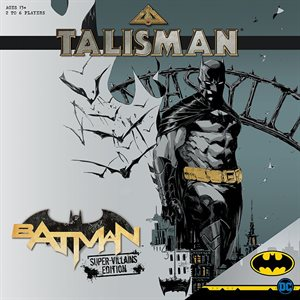 Talisman: Batman (No Amazon Sales)