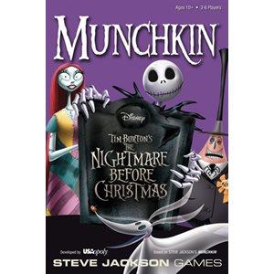 Munchkin Nightmare Before Christmas (No Amazon Sales)