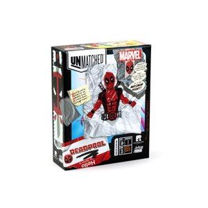 Unmatched: Marvel Deadpool (No Amazon Sales)