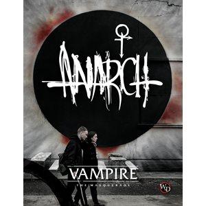 Vampire: The Masquerade 5th Ed: Anarch HC (BOOK)