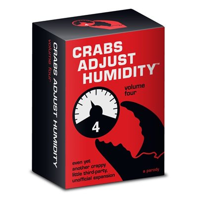 Crabs Adjust Humidity Volume Four