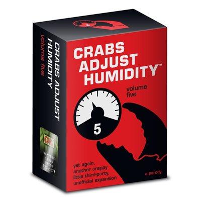 Crabs Adjust Humidity Volume Five