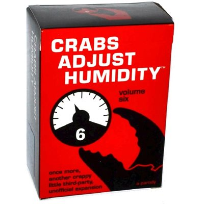 Crabs Adjust Humidity Volume Six
