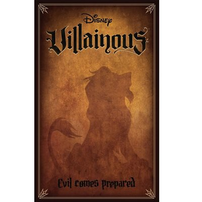 Disney Villainous: Evil Comes Prepared (No Amazon Sales) ^ SEP 2019