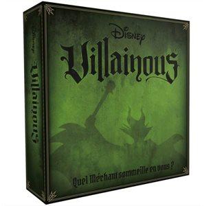 Disney Villainous (FR) (No Amazon Sales)