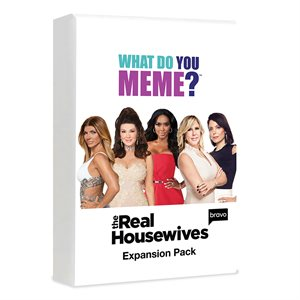 What Do You Meme: The Real Housewives Expansion (No Amazon Sales)