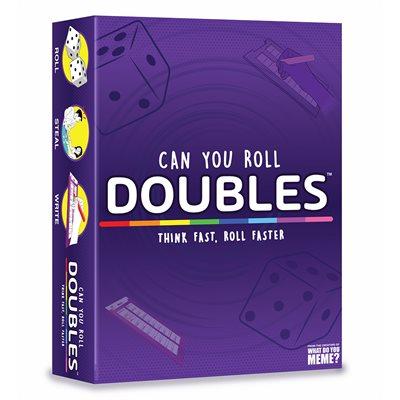 Doubles (No Amazon Sales)