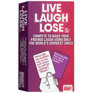 Live, Laugh, Lose (No Amazon Sales)