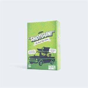Shotgun (No Amazon Sales)
