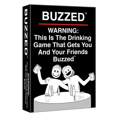 Buzzed (No Amazon Sales)