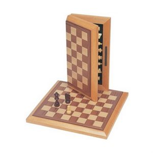 """Chess 12"""" Wooden"""