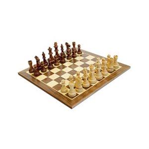 """Chess 15"""" Walnut"""