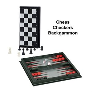 3 In 1 Combination Game Set