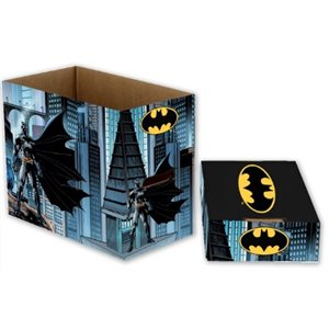 DC Comics Short Comic Book Storage Box - Batman