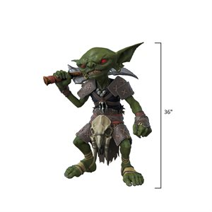 Pathfinder Foam Replica: Life Sized Goblin ^ JAN 6 2021