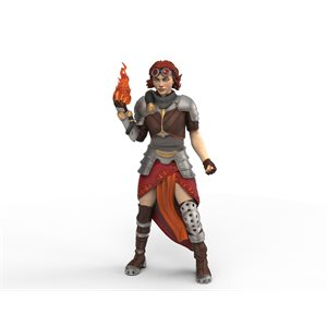 Magic: the Gathering: Chandra Nalaar Full Size Foam Figure ^ FEB 2021