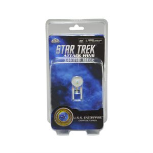 Star Trek Attack Wing - Enterprise Expansion Pack