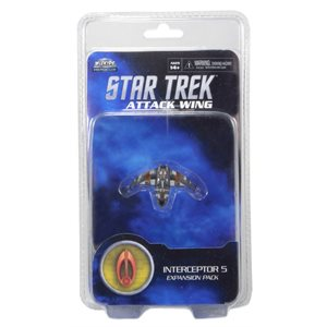 Star Trek Attack Wing - Wave 5 - Interceptor Five