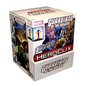 Marvel HeroClix: Guardians of the Galaxy (comic) Gravity Feed