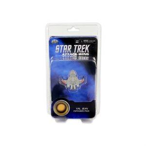Star Trek Attack Wing - Wave 8 - Maquis Raider Val Jean
