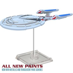 Star Trek Attack Wing - Wave 27 - USS Enterprise E REPAINT