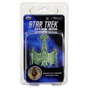 Star Trek Attack Wing - Wave 10 - Regent's Flagship