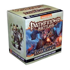 Pathfinder Battles Minis: Lost Coast Shemhazian Demon Case Incentive