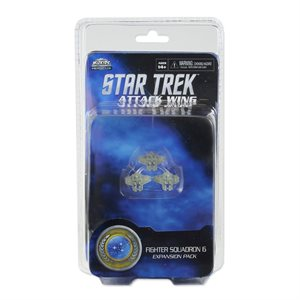 Star Trek Attack Wing - Wave 11 - Federation Attack Fighter Squadron