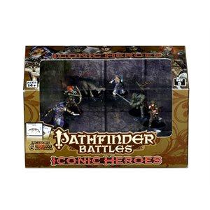 Pathfinder Battles Minis: Iconic Heroes Box Set 5