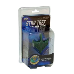 Star Trek Attack Wing - Wave 12 - I.R.W. Haakona Pack