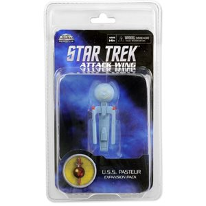 Star Trek Attack Wing - U.S.S. Pasteur Expansion Pack