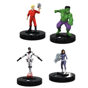 Marvel HeroClix: 2015 Age of Ultron Booster Brick 1