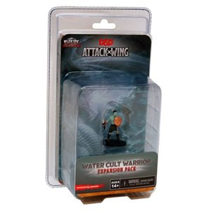 D&D Attack Wing Wave Six Water Cult Warrior Expansion Pack