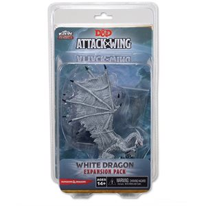 D&D Attack Wing Wave Six White Dragon Expansion Pack