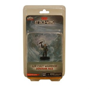 D&D Attack Wing Wave Eight Warrior Expansion Pack