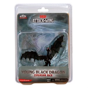 D&D Attack Wing Wave Nine Black Dragon Expansion Pack