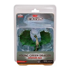 D&D Attack Wing Wave Ten Green Dragon Expansion Pack