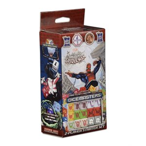Marvel Dice Masters: The Amazing Spider-Man Starter