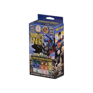 DC Comics Dice Masters - World's Finest Starter Set