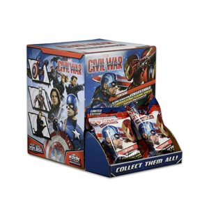Marvel HeroClix: Captain America Civil War Movie Gravity Feed A