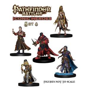Pathfinder Battles Minis: Iconic Heroes Box Set 8