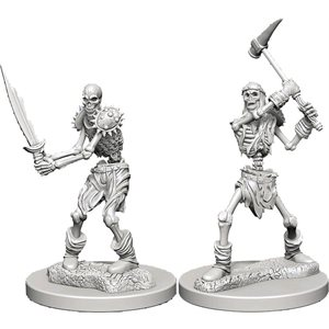 D&D Nolzurs Marvelous Unpainted Miniatures: Wave 1: Skeletons