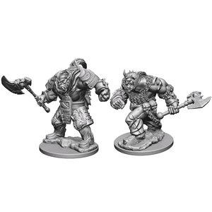 D&D Nolzurs Marvelous Unpainted Miniatures: Wave 1: Orcs