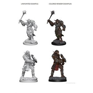 D&D Nolzurs Marvelous Unpainted Miniatures: Wave 1: Bugbears