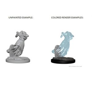 D&D Nolzurs Marvelous Unpainted Miniatures: Wave 1: Ghosts