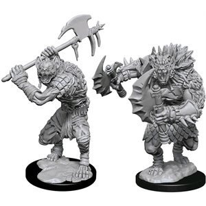 D&D Nolzurs Marvelous Unpainted Miniatures: Wave 1: Gnolls