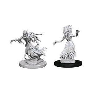 D&D Nolzurs Marvelous Unpainted Miniatures: Wave 3: Wraith & Specter