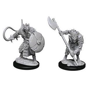 Pathfinder Deep Cuts Unpainted Miniatures: Wave 3: Gnolls